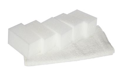Комплект из махрового полотенца и губки известного мирового бренда Furniture clinic купить в интернет магазине kamin.cn.ua по цене 68.00 Євро с доставкой по Украине